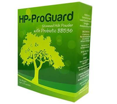 HP-ProGuard for yeast infection