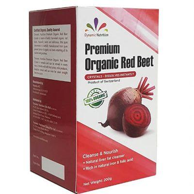 Organic Red Beet Root