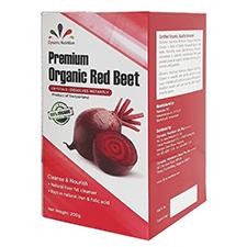 Premium Organic Red Beet