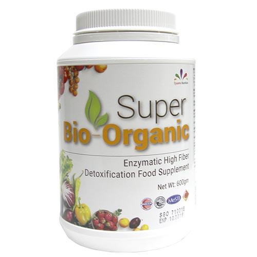 organic high fiber drink