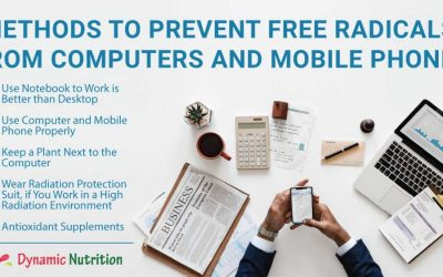Free Radicals Affects Office Workers' Health