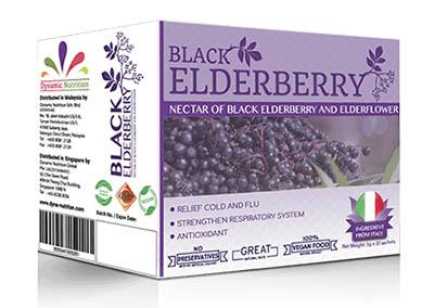 Dynamic Nutrition Black Elderberry