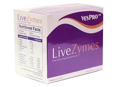 Vespro LiveZymes