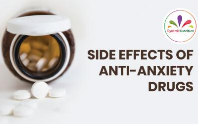 Side Effects of Anti-anxiety Drugs
